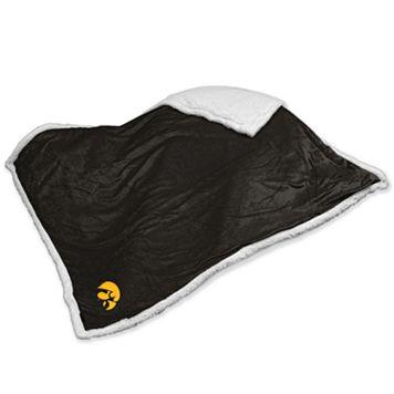 Iowa Hawkeyes Sherpa Blanket