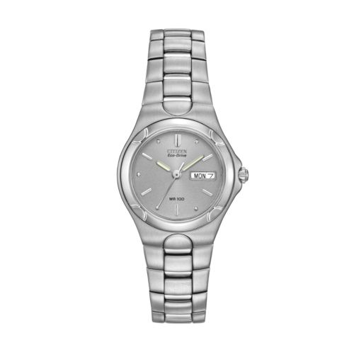 Citizen Eco-Drive Stainless Steel Watch - EW3030-50A - Women