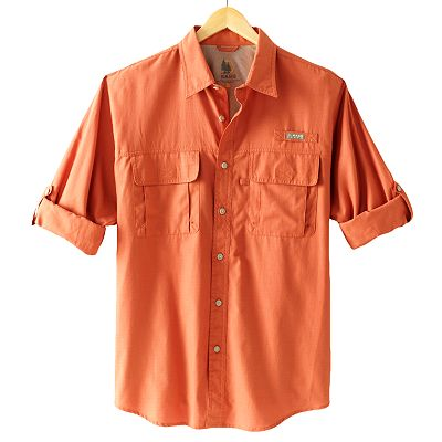 G.H. Bass Explorer Performance Casual Button-Down Shirt