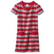 SONOMA life + style Striped Sweaterdress - Toddler