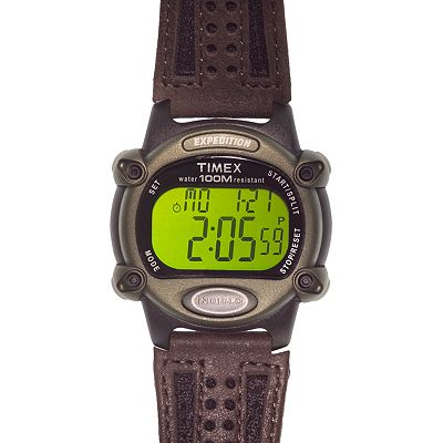 Timex Indiglo Expedition Digital Chronograph Watch - T48042 - Men