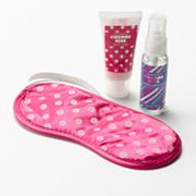 Simple Pleasures 3-pc. Polka-Dot Sleep Mask Set