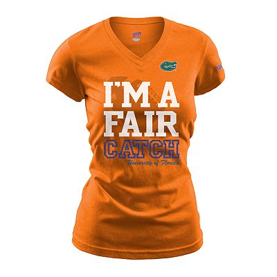 Soffe University of Florida I'm a Fair Catch Tee