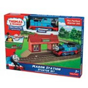 Thomas and Friends Trackmaster Thomas Rides the Rails Starter Set by Fisher-Price