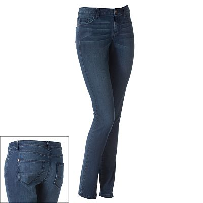 LC Lauren Conrad Pencil Jeans
