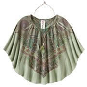 Knitworks Medallion Sublimation Circle Top - Girls 7-16
