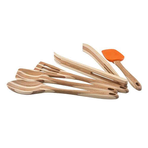 Rachael Ray 5-pc. Bamboo Kitchen Tool Set