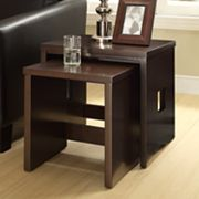 Marketplace by Thomasville 2-pc. Nesting Table Set