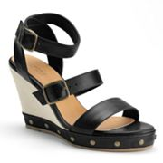 SONOMA life + style Wedge Sandals - Women