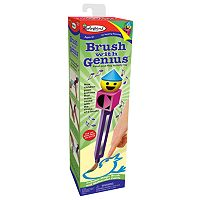 Colorforms Brush with Genius Paint & Play Activity Toy by University Games