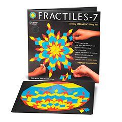 Fractiles Tiling Toy