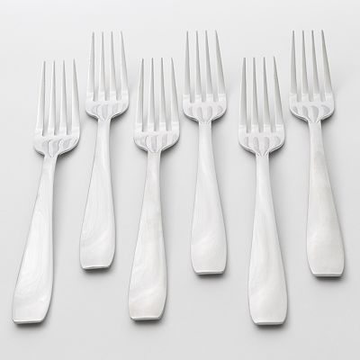 Cambridge Tara Mirror 6-pc. Dinner Fork Set