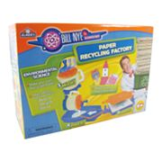 Scientific Explorer Bill Nye the Science Guy Paper Recycling Factory by University Games