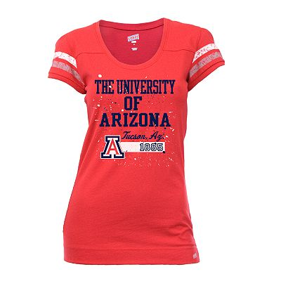 Soffe Arizona Wildcats Football Tee