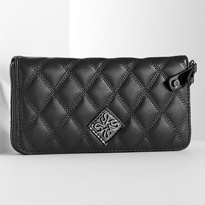 Simply Vera Vera Wang Tati Quilted Checkbook Wallet