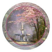 Thirstystone Thomas Kinkade 'Summer Romance' 4 pc Coaster Set
