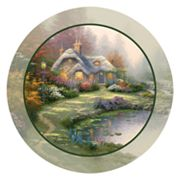 Thirstystone Thomas Kinkade 'Everett's Cottage' 4-pc. Coaster Set