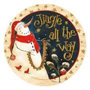 Thirstystone 'Jingle all the Way' 4 pc Coaster Set
