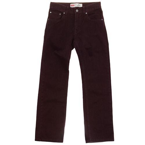 Levi'S 505 Straight-Leg Jeans - Boys 8-20 $ 22.99