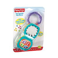 Fisher-Price Fun Sounds Flip Phone
