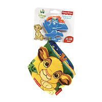Disney Lion King Baby Simba's Tale Soft Book by Fisher-Price