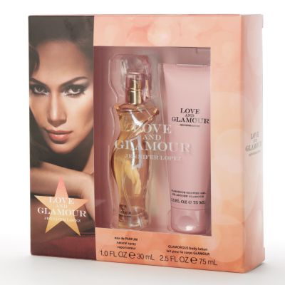 Jennifer Lopez Love  Glamour on Jennifer Lopez Love  And Glamour Eau De Parfum Fragrance Gift Set