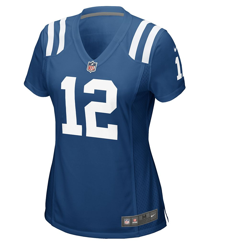 Nike Indianapolis Colts Andrew Luck NFL Jersey - Women
