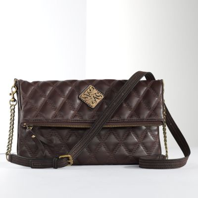 Simply Vera Vera Wang Quilted Cross-Body Bag