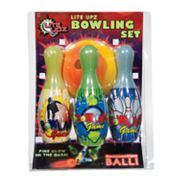 Franklin Lite Upz Illuminating Bowling Set