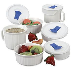 CorningWare 8-pc. Pop-Ins Mug Set