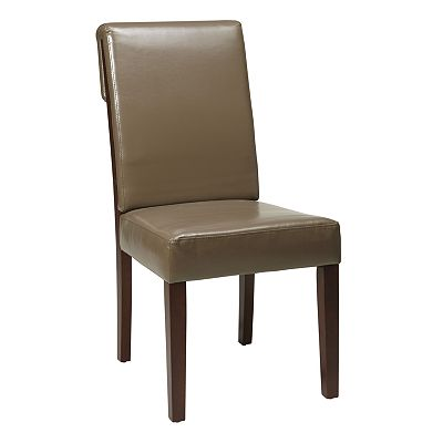 Office Star Products 20-in. Rollback Parsons Chair