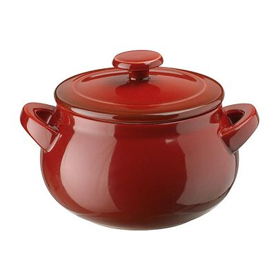 Denby Cherry 3 1/2-qt. Bean Pot
