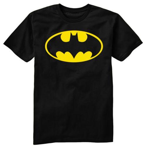 Batman Shield Tee - Boys 8-20