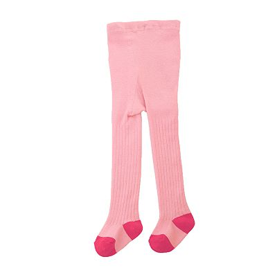 Jumping Beans Ribbed Tights - Baby