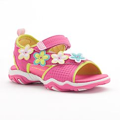 Carter's Carmen Light-Up Sandals - Toddler Girls