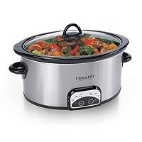 Crock-Pot 4-qt. Programmable Slow Cooker