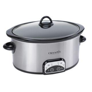 Crock-Pot 4-qt. Programmable Slow Cooker