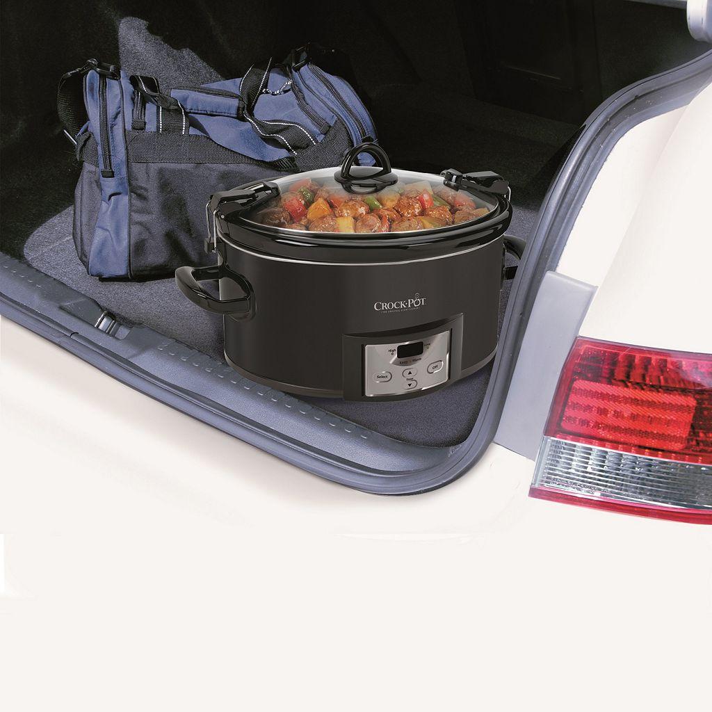 Crock-Pot 7-qt. Countdown Slow Cooker