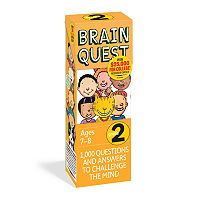 Brain Quest Grade 2 Card Deck