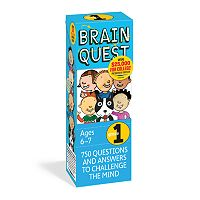 Brain Quest Grade 1 Card Deck
