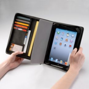 National JLR Gear iPad Portfolio