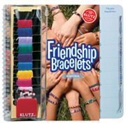Klutz Friendship Bracelets Activity Book by University Games