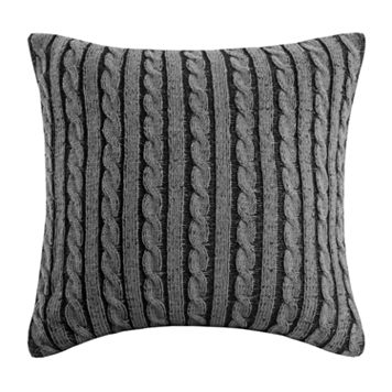 Woolrich Williamsport Knitted Square pillow