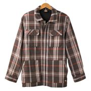 Dickies Plaid Sherpa-Lined Rancher Jacket - Big and Tall