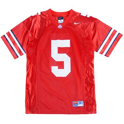Nike Ohio State Buckeyes Football Jersey - Boys 8-20