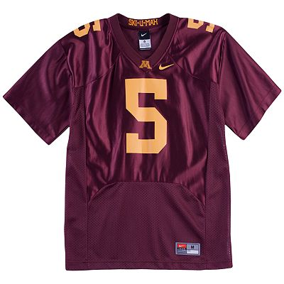 Nike Minnesota Golden Gophers NCAA Football Jersey -  Boys 8-20