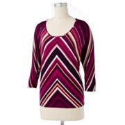 Apt. 9 Striped Dolman Top