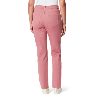 Petite Gloria Vanderbilt Amanda Classic High Waisted Tapered Jeans