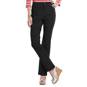 Petite Gloria Vanderbilt Amanda Classic High-Waist Tapered Jeans