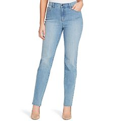 Petite Gloria Vanderbilt Amanda Classic High Waisted Tapered Jeans